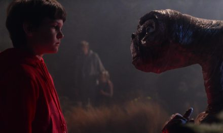 NEW SHOTS: E.T. the Extra-Terrestrial