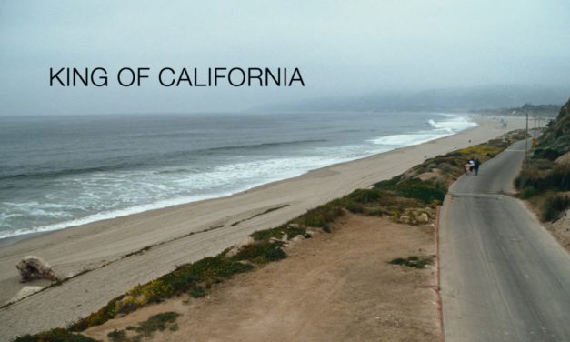 NEW SHOTS: KING OF CALIFORNIA
