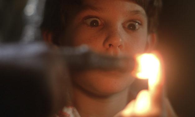 NEW SHOTS: E.T. the Extra-Terrestrial