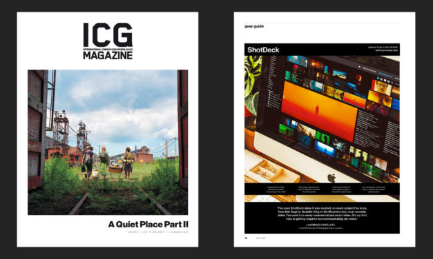 PRESS: ICG MAGAZINE 4.20