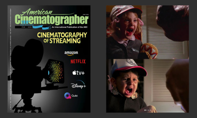 PRESS: AMERICAN CINEMATOGRAPHER