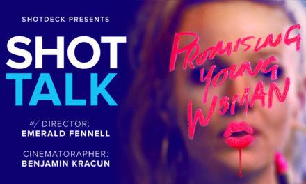 SHOT TALK : PROMISING YOUNG WOMAN